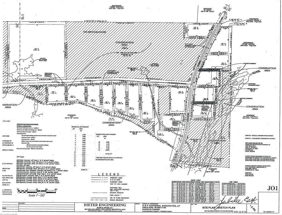 LOT 12 Jubilee Estates, Covington Twp, PA 18424