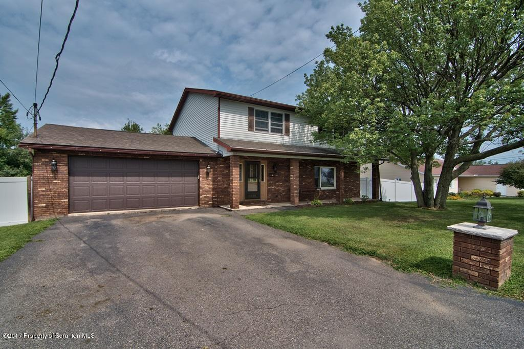 1118 Claire Drive, Taylor, PA 18517