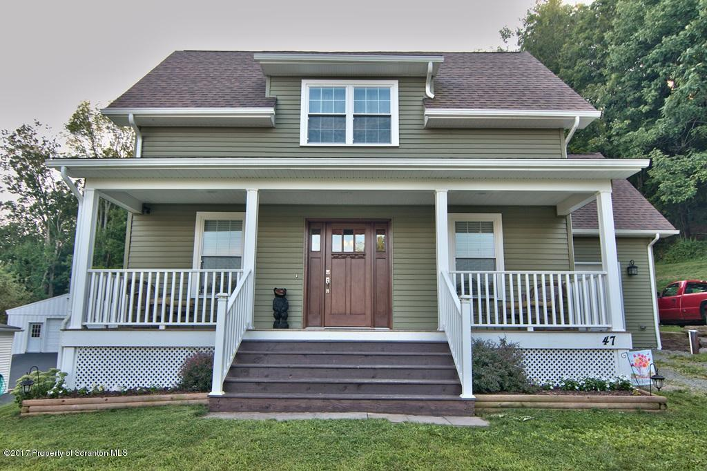 47 Highland Ave, Factoryville, PA 18419