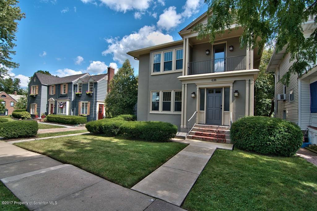 638 Taylor Ave, Scranton, PA 18510