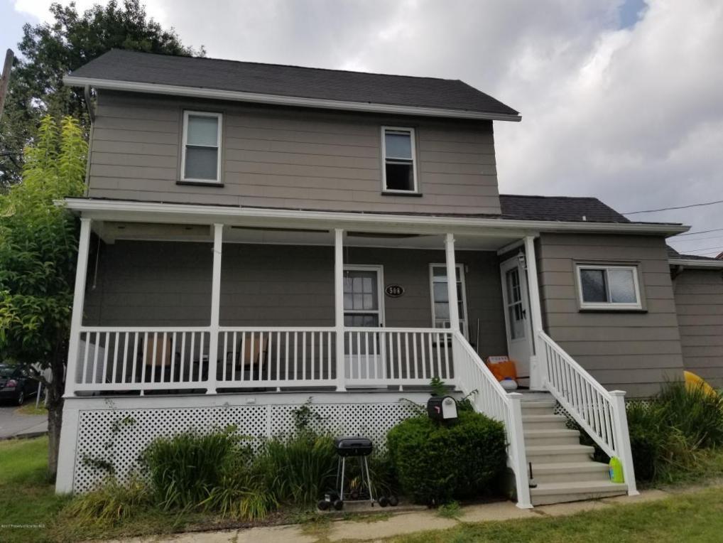 508 Johnson Ave, Dickson City, PA 18519