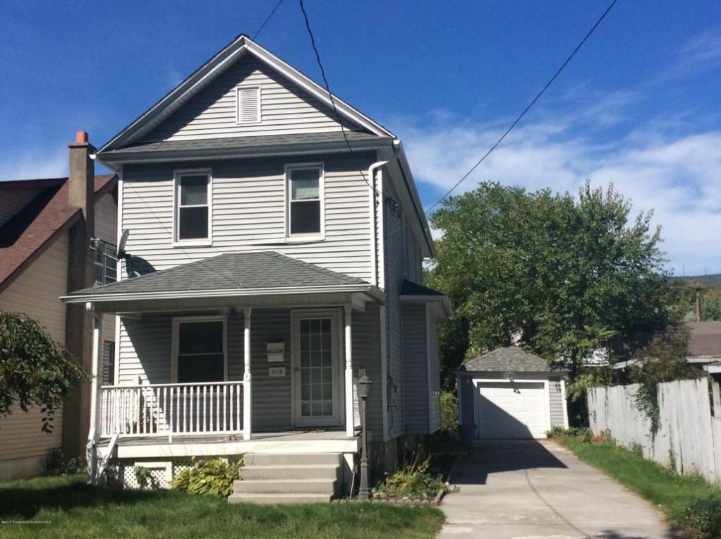 1113 Olga Ave, Dickson City, PA 18519