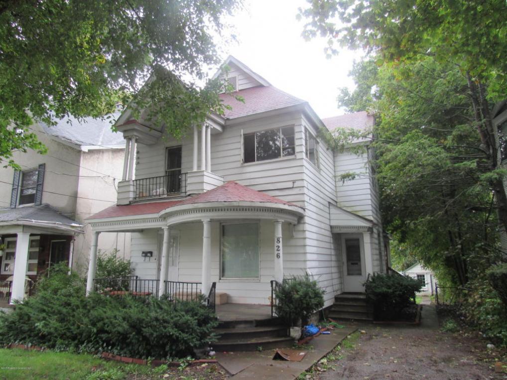 826 N Main Ave, Scranton, PA 18504