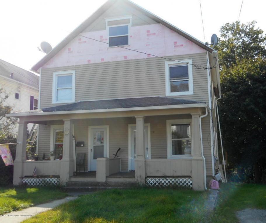 25-27 Archbald St, Carbondale, PA 18407