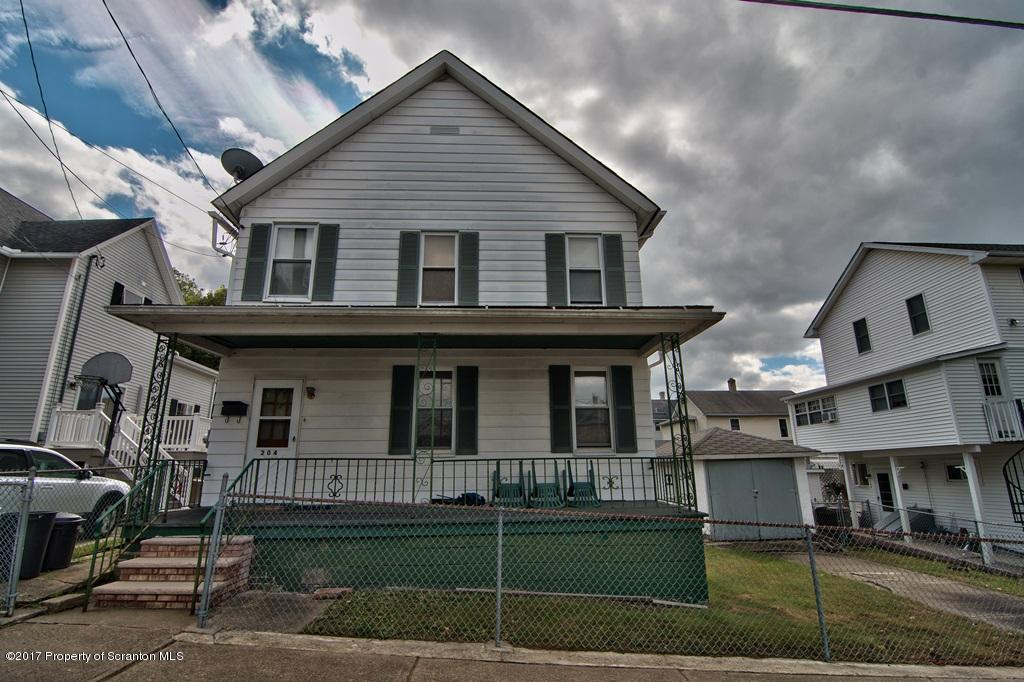 204 W Grove St, Dunmore, PA 18510