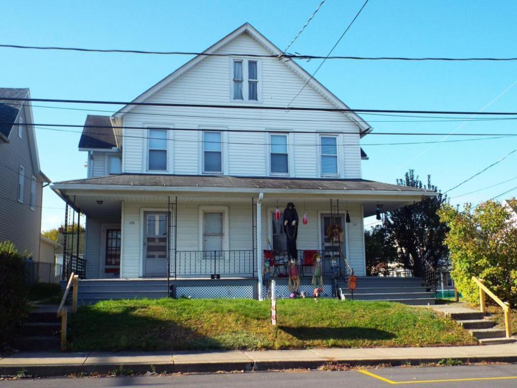 225-227 Church Street, Taylor, PA 18517
