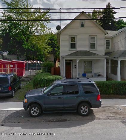 1505 Luzerne, Scranton, PA 18504