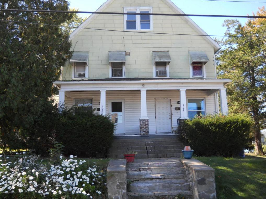 404 406 Church St, Moosic, PA 18507