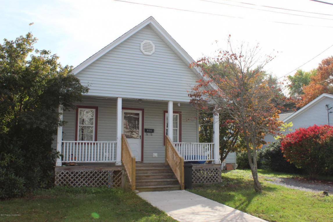 408 Hudson St A, Moosic, PA 18507