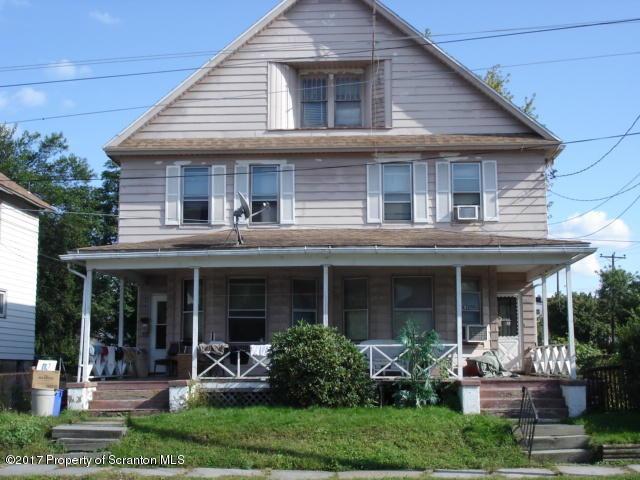 1306-1308 Capouse Ave, Scranton, PA 18509