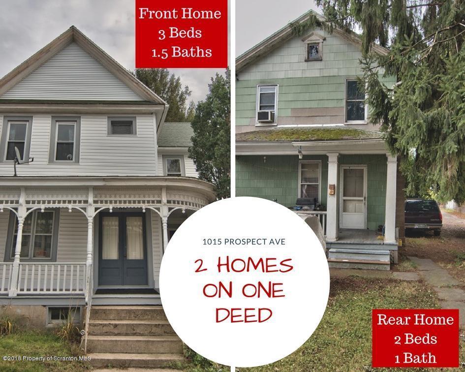 1015 Prospect Ave, Scranton, PA 18505