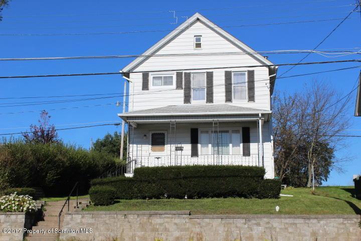 447 Main St, Vandling, PA 18421