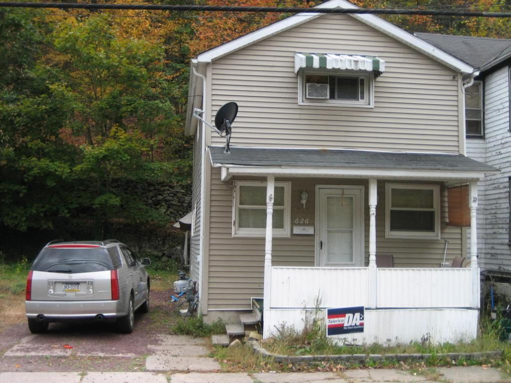 626 N Main St, Archbald, PA 18403