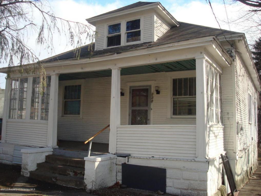 228 N Keyser Ave, Scranton, PA 18504