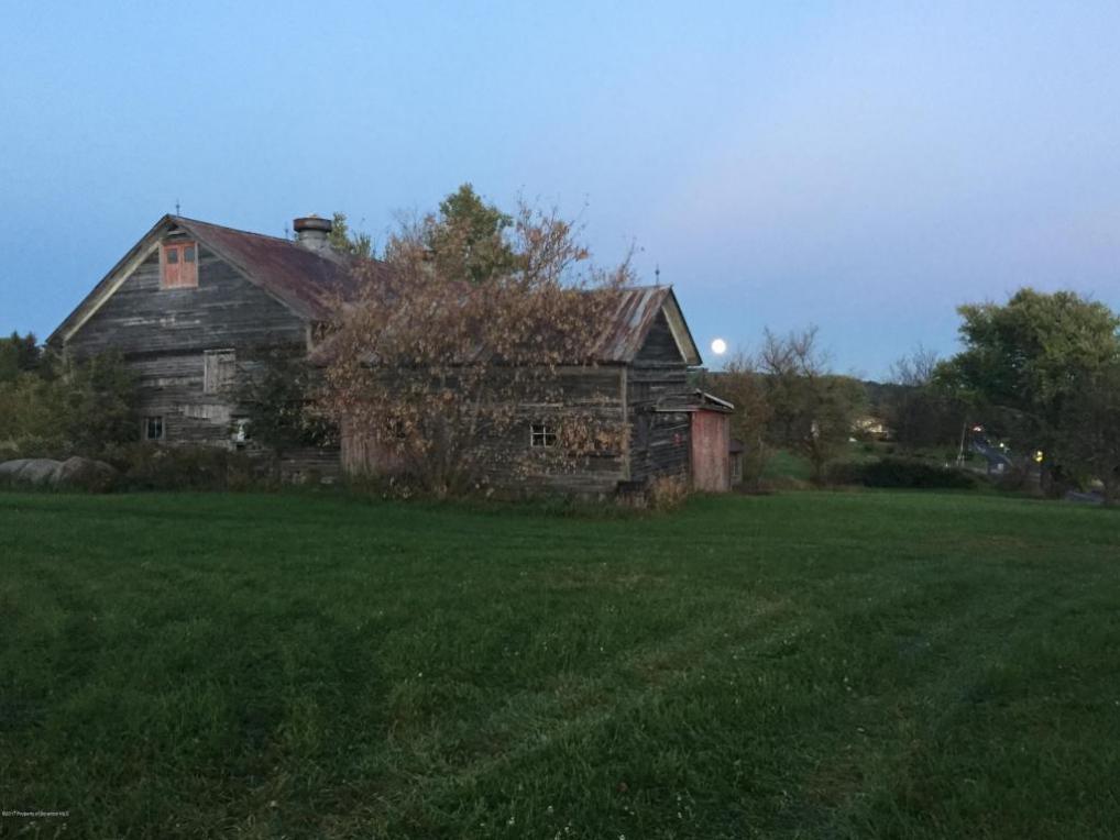 SR 1004 Jermyn Farm, Greenfield Twp, PA 18407
