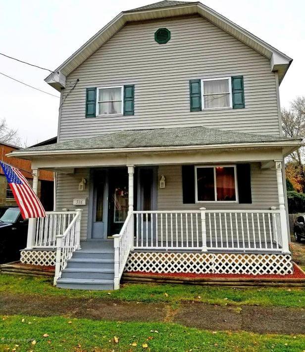 516 Lackawanna Ave, Mayfield, PA 18433