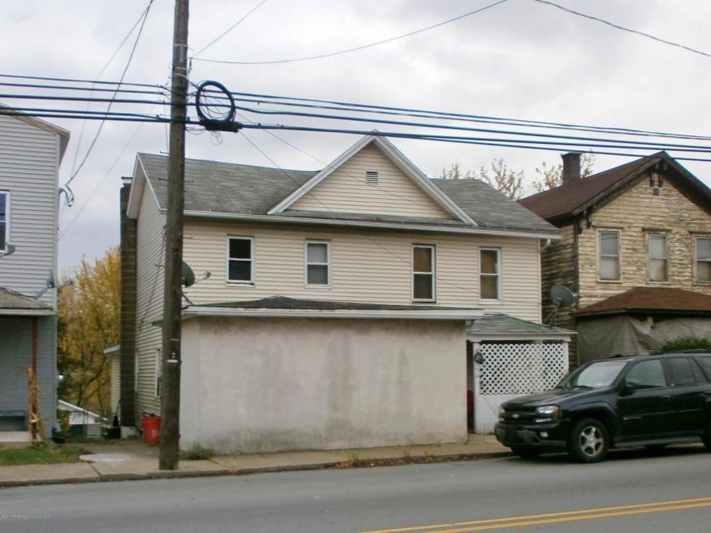 130 N 132 Main St, Taylor, PA 18517