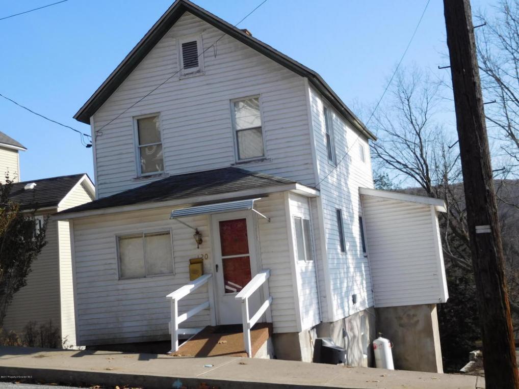 120 Jefferson St, Simpson, PA 18407