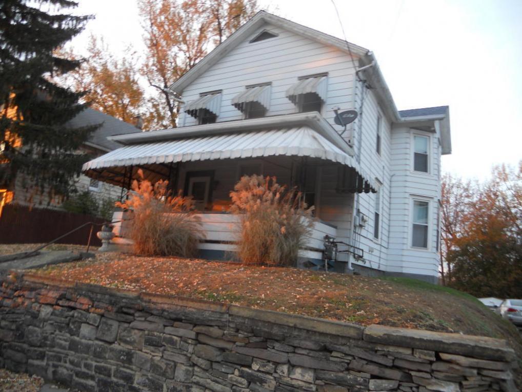36 Parsonage Street, Pittston, PA 18640