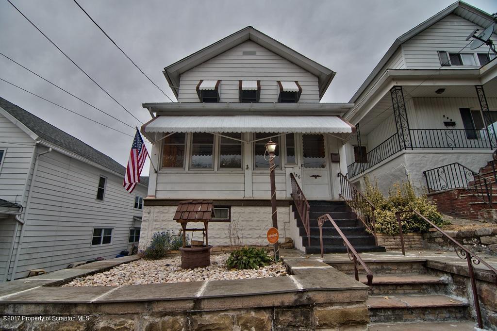 156 S Sumner Ave, Scranton, PA 18504