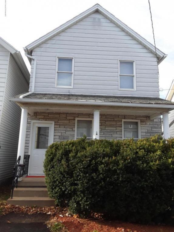 303 N Rebecca Ave, Scranton, PA 18504
