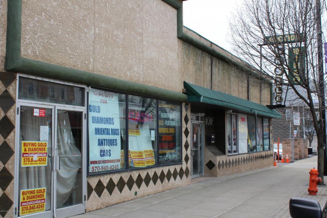 1822 N Main Ave, Scranton, PA 18508