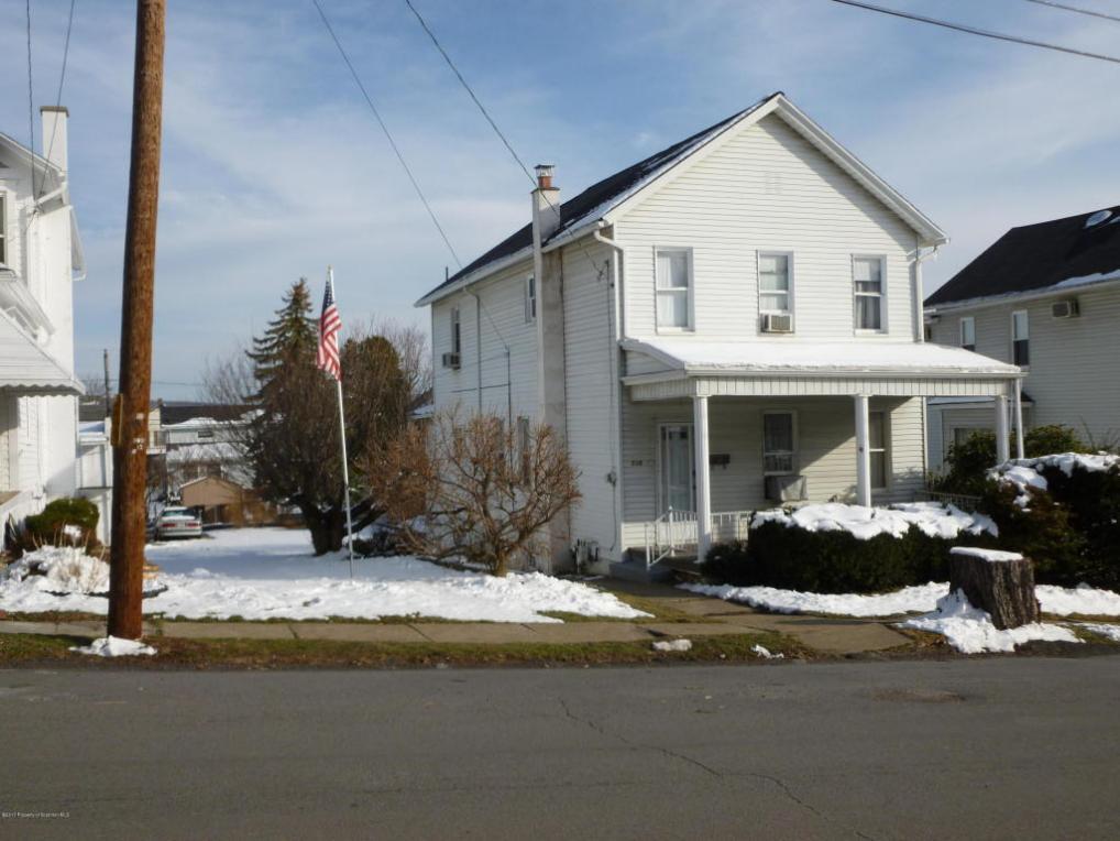 536 N Lincoln, Scranton, PA 18504