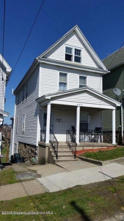 829 Hemlock St, Scranton, PA 18505