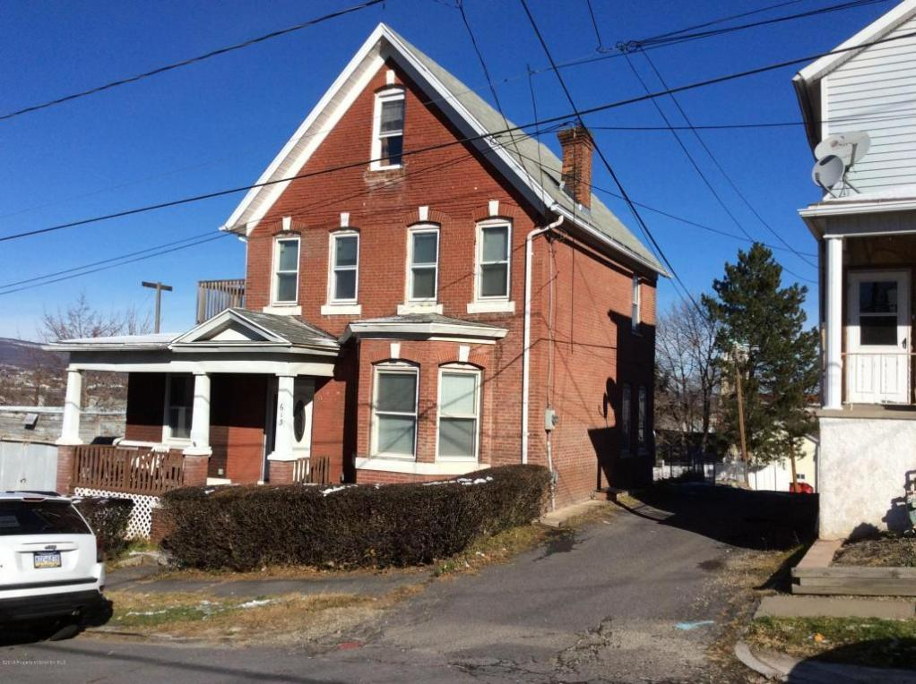 613 Fig Street, Scranton, PA 18505