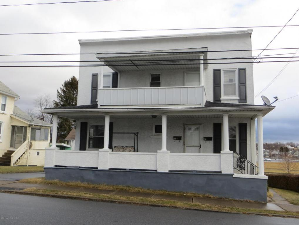 421 423 Grace St, Old Forge, PA 18518