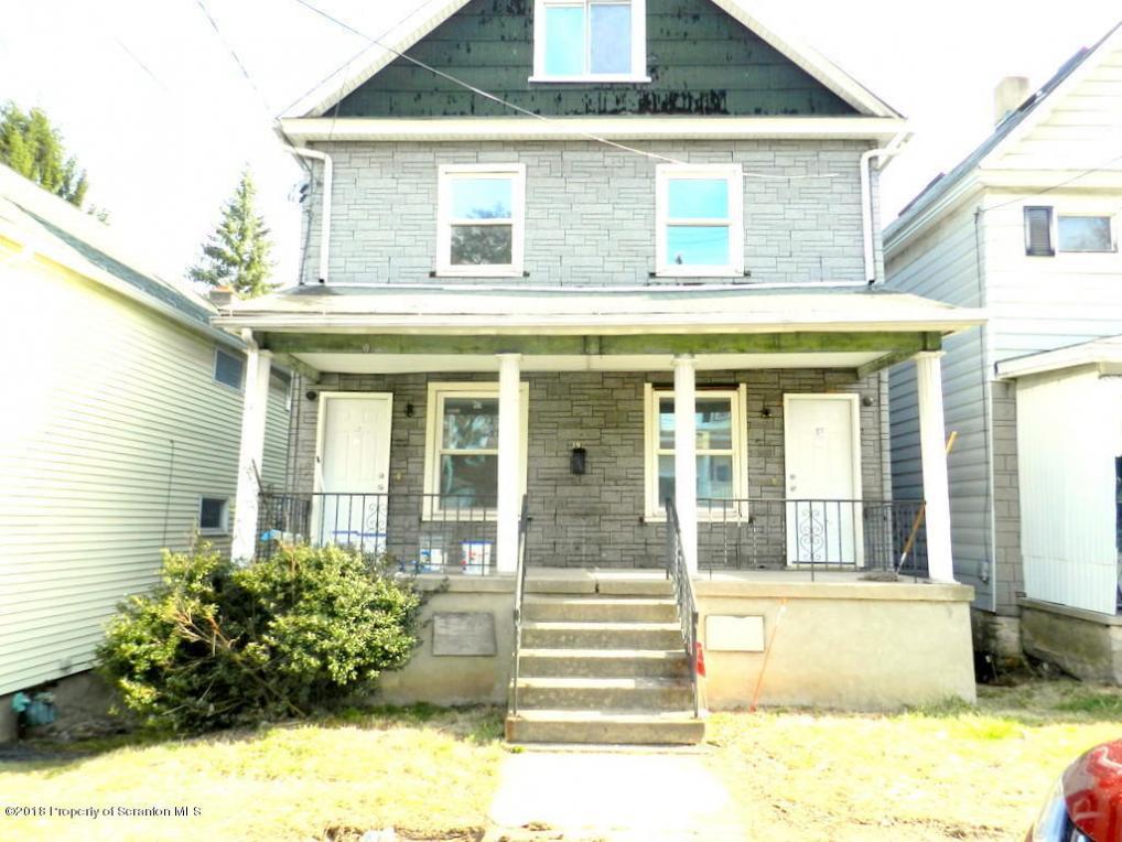 192 W Parker St, Scranton, PA 18508