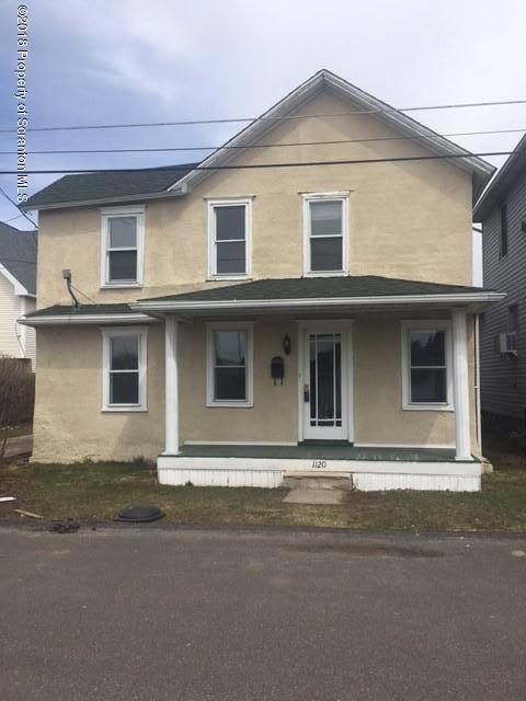 1120 Marion St, Peckville, PA 18452