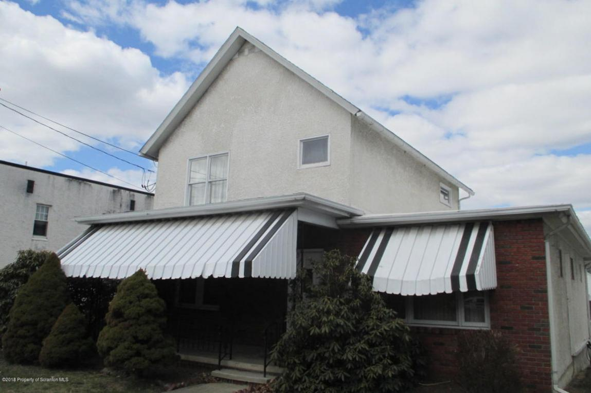507 N Main St, Old Forge, PA 18518