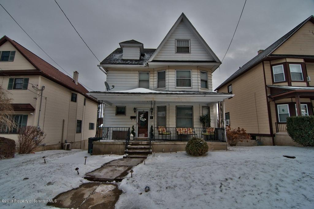 124 N Cameron Ave, Scranton, PA 18504