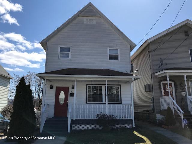 417 S 9th Ave, Scranton, PA 18504