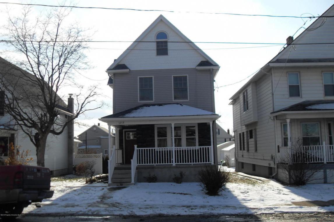 1219 Rundle St, Scranton, PA 18504