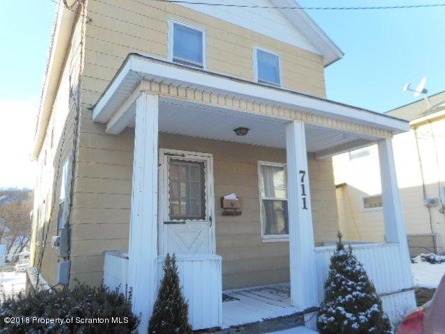 711 Main St, Simpson, PA 18407