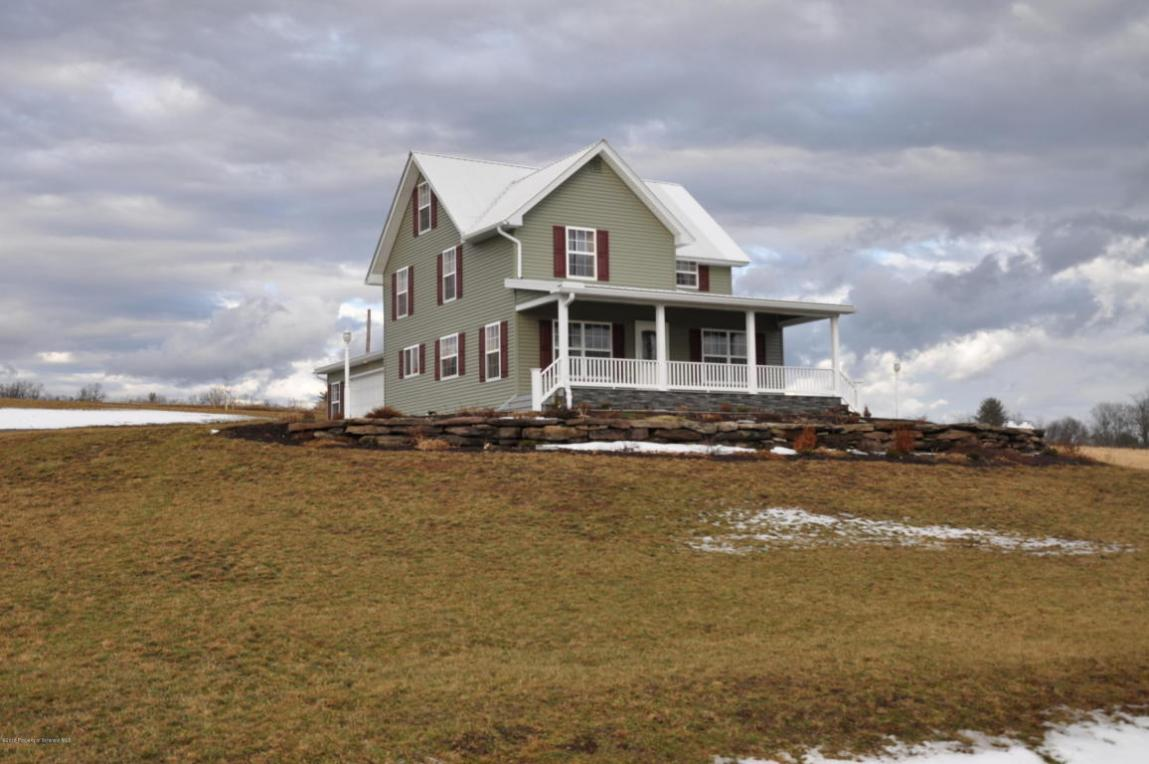 857 Edinger Hill Road, Laceyville, PA 18623