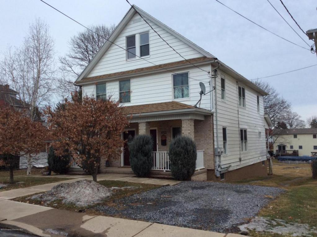 1752-1754 Mcdonough Ave, Scranton, PA 18508