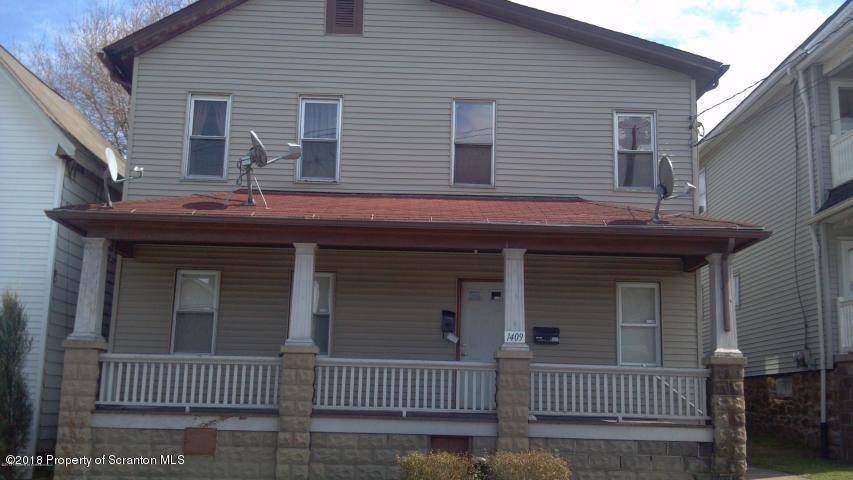 1409 Prospect Ave, Scranton, PA 18505