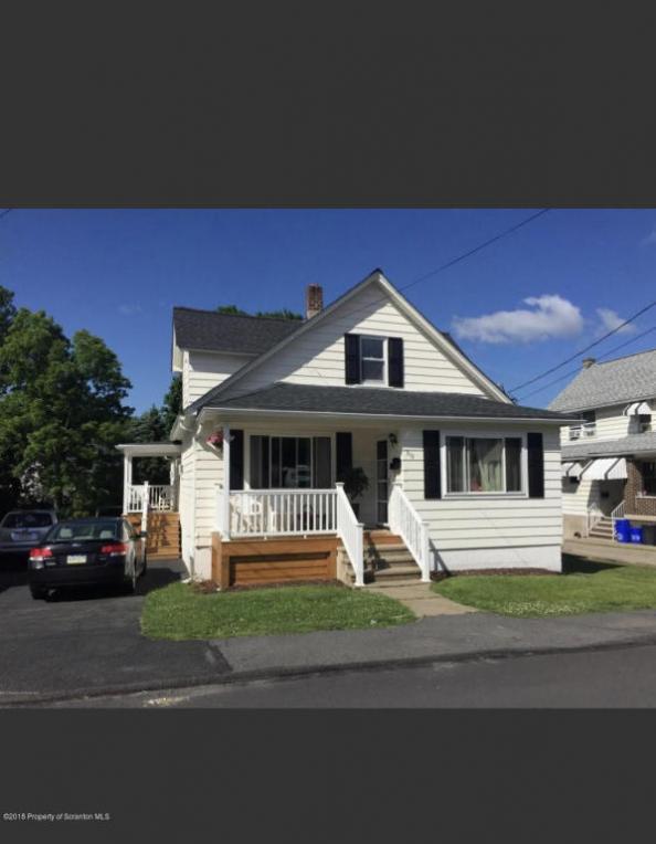 319 Virginia Ave, Peckville, PA 18452