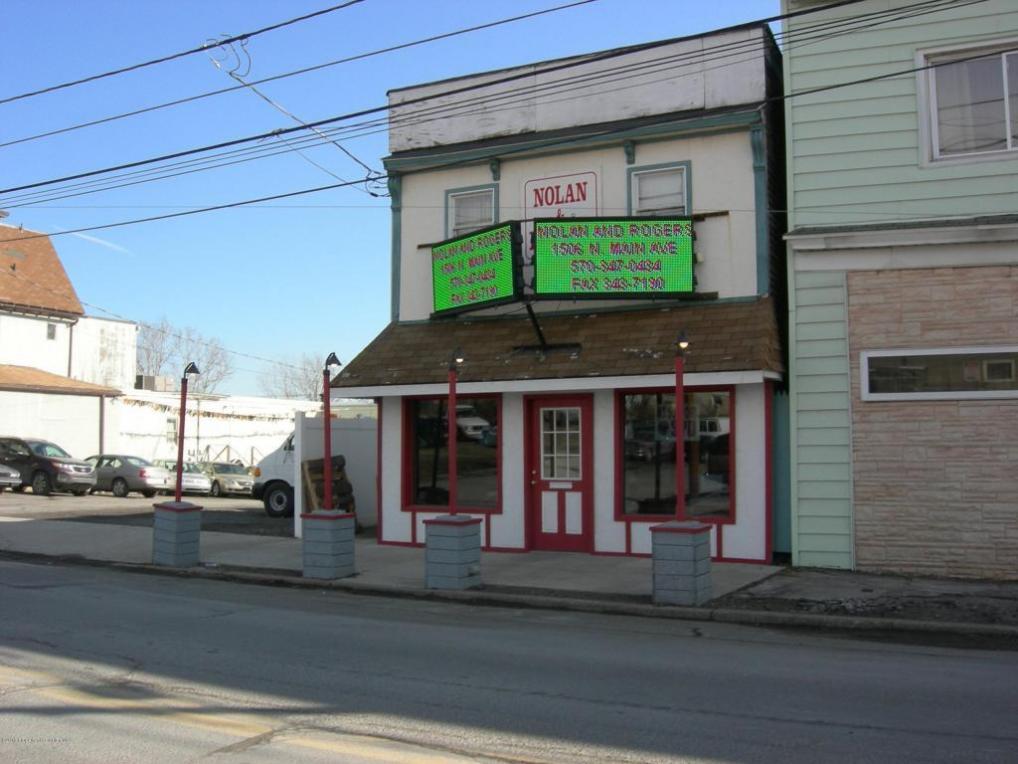 1506 N Main Ave, Scranton, PA 18508