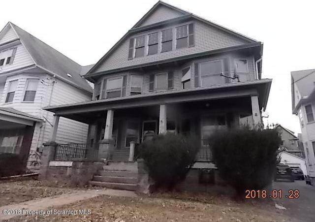 615-617 N Main Ave, Scranton, PA 18504