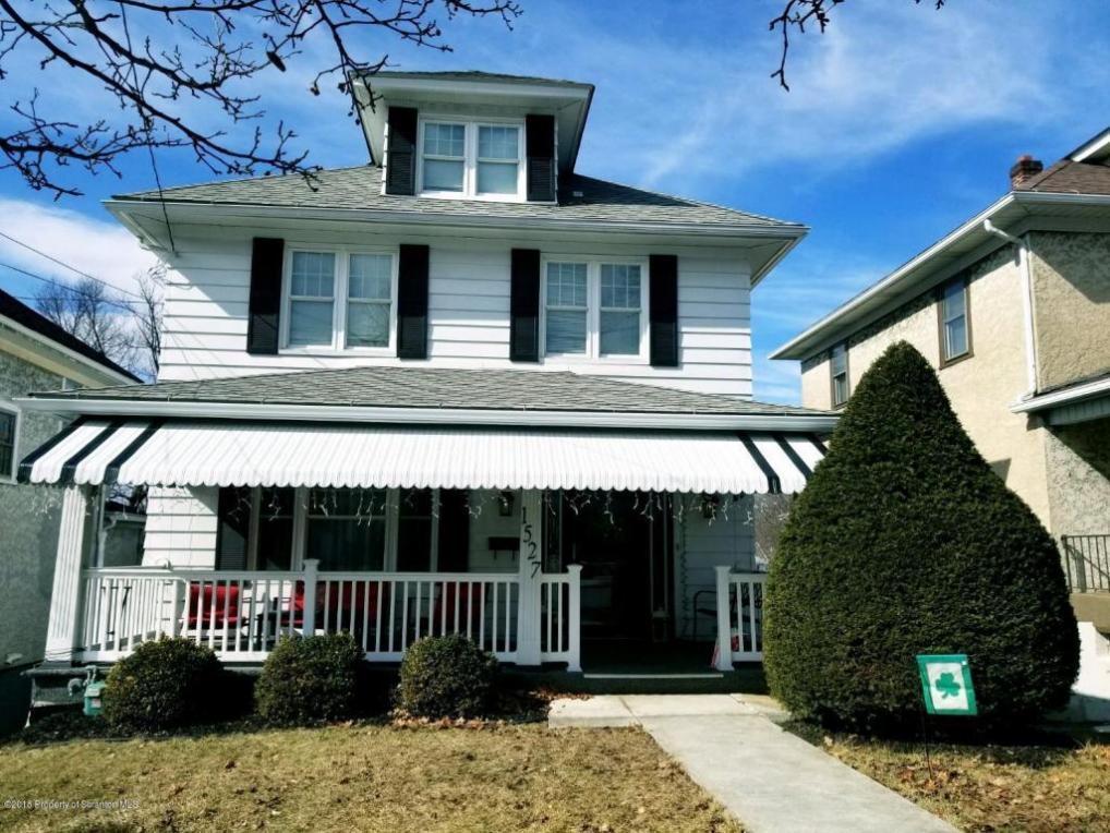 1527 N Webster Ave, Dunmore, PA 18512