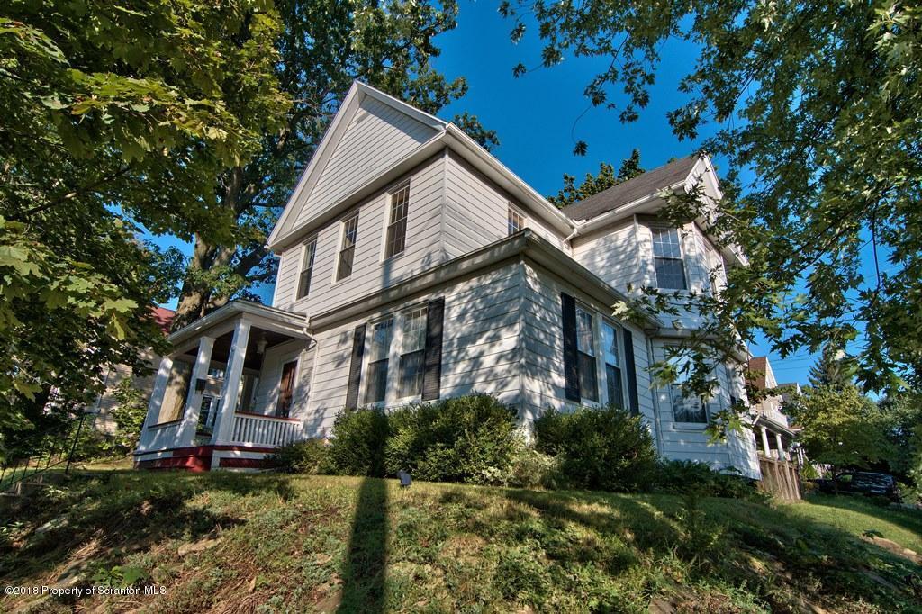 1702 Capouse Ave, Scranton, PA 18509