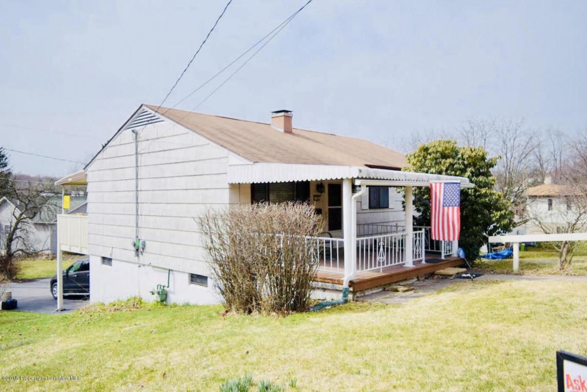 101 Old Ridge Rd, Archbald, PA 18403