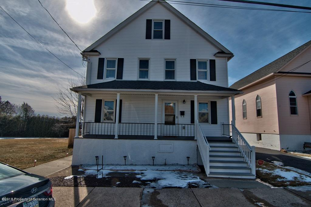 416 W Mary St, Old Forge, PA 18518