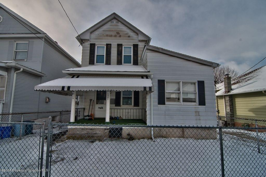 1341 Rundle St, Scranton, PA 18504
