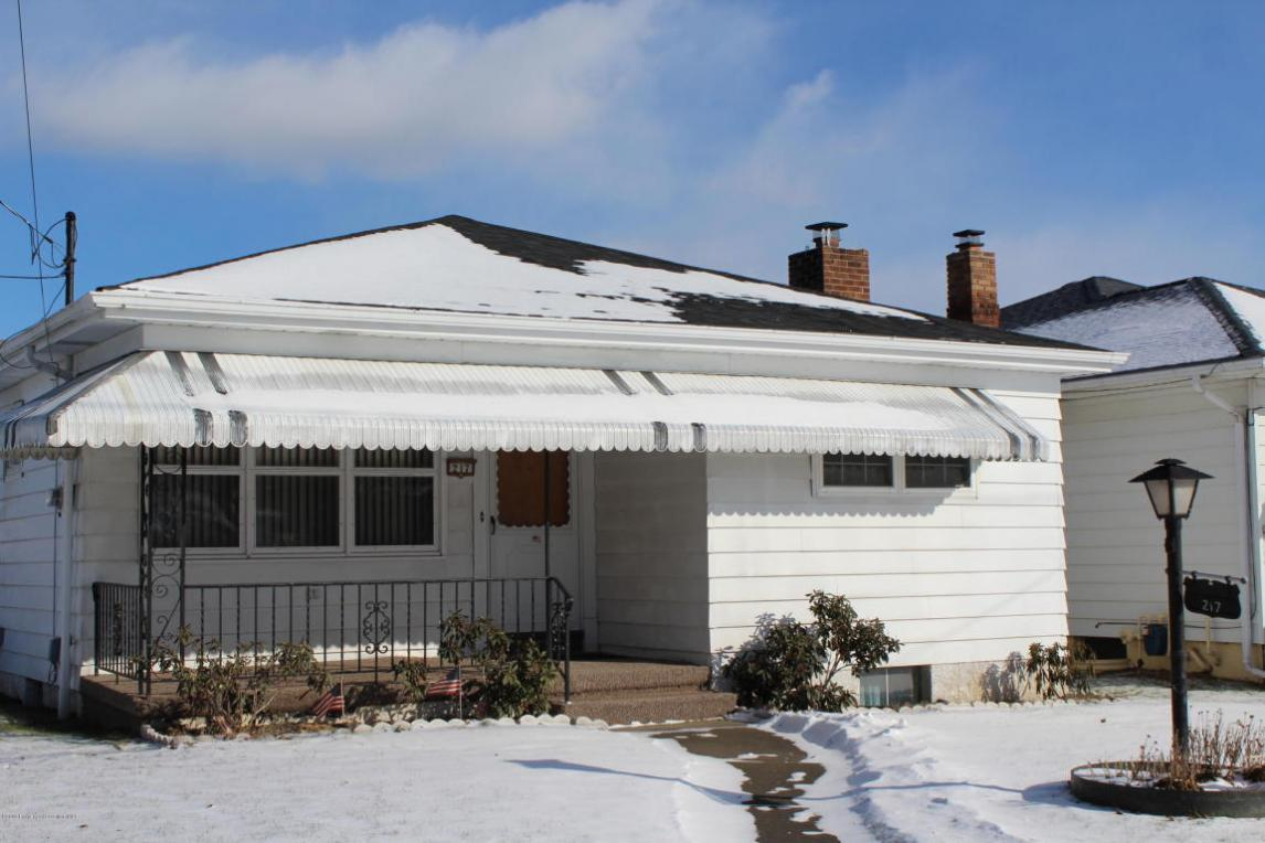 217 Mcclure Ave, Old Forge, PA 18518