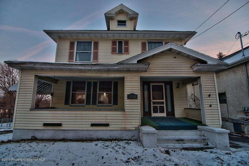 2050 N Main Ave, Scranton, PA 18508